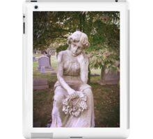 Greenwood Cemetery Memorial iPad Case/Skin