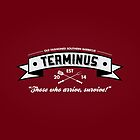 Terminus BBQ by Dorothy Timmer