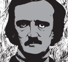 Edgar Allan Poe - The Raven Sticker