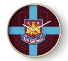 West Ham United Best Logo Clock