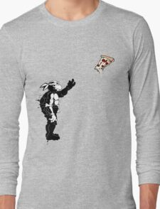 I WANT PIZZA Long Sleeve T-Shirt