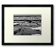 Just another Brick Framed Print
