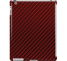 Red Liquorice  iPad Case/Skin