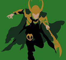 Loki by missyneko