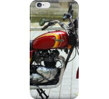 Triumph T140 TSX iPhone Case/Skin