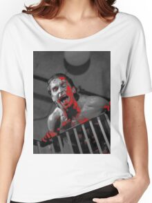 American Psycho Stairway Women's Relaxed Fit T-Shirt