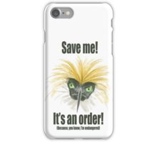 Philippine Eagle iPhone Case/Skin