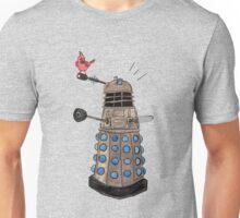 Cardinal vs Dalek Unisex T-Shirt