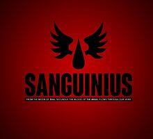 Sanguinius - Blood Angels by moombax