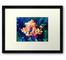 Inferno Nest  Framed Print