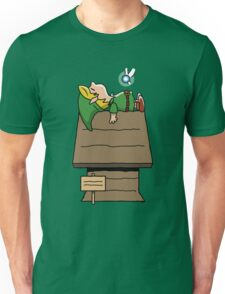 Wake up,Zelda Unisex T-Shirt