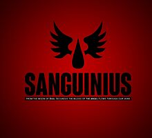 Sanguinius - Blood Angels - Damaged by moombax
