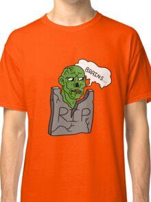 Headstone Zombie Classic T-Shirt
