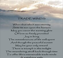 Trade Winds by Leon A.  Walker