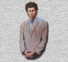 Kramer painting from Seinfeld by gilbertop