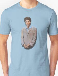 Kramer painting from Seinfeld Unisex T-Shirt