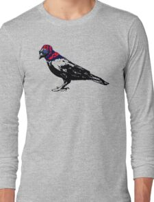 Here's To You Mrs. Raven Long Sleeve T-Shirt