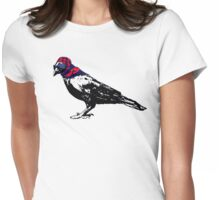Here's To You Mrs. Raven Womens Fitted T-Shirt