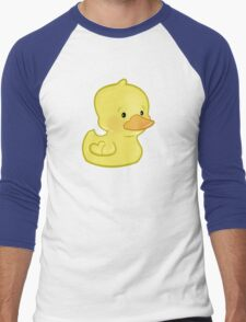 Ducky Men's Baseball ¾ T-Shirt