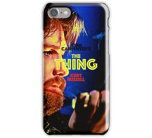 THE THING 30 iPhone Case/Skin