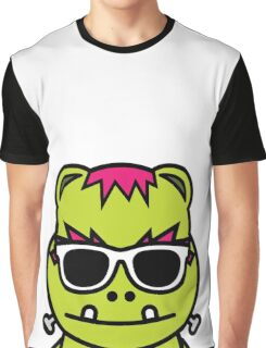 Little Freakz - Ponch Graphic T-Shirt
