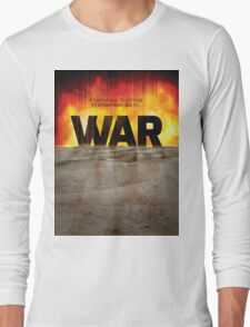It's War Long Sleeve T-Shirt