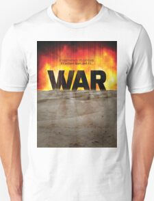 It's War T-Shirt