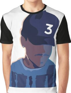 Chance the Rapper - Coloring Book  Graphic T-Shirt