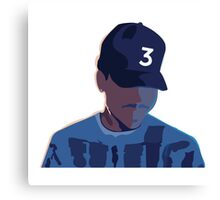 Chance the Rapper - Coloring Book  Canvas Print