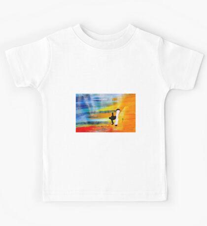 Capoeira love martial arts brazil Kids Tee