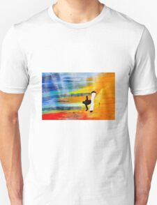 Capoeira love martial arts brazil Unisex T-Shirt