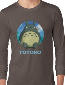 Totoro,My Neighbor Long Sleeve T-Shirt
