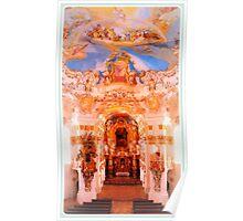 Wieskirche ~ The Altar Poster