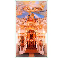 Wieskirche ~ The Altar Photographic Print