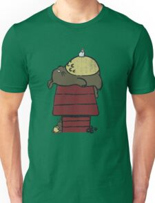 my neighbor peanut,totoro Unisex T-Shirt