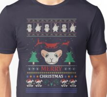 One Piece Christmas Sweater Unisex T-Shirt