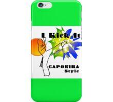 capoeira abada luanda martial arts iPhone Case/Skin