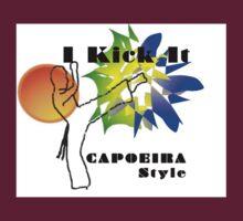 capoeira abada luanda martial arts T-Shirt