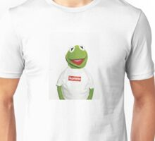 SUPREME KERMIT THE FROG SHIRT Unisex T-Shirt