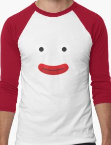 Popo Men's Baseball ¾ T-Shirt