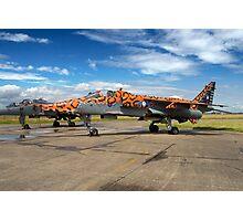 SEPECAT Jaguar GR.3A XX119/EB Photographic Print