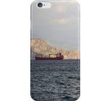 Ship Moored near Crocodile Rock iPhone Case/Skin