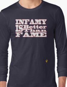 Infamy Long Sleeve T-Shirt