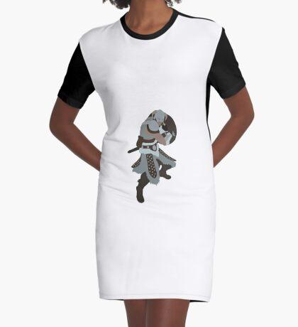 Skyrim Graphic T-Shirt Dress