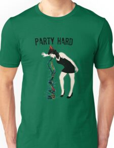 Party Hard - New Years Edition  Unisex T-Shirt
