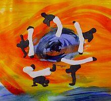 capoeira by kaikai