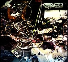 Wired Up by bekalynch