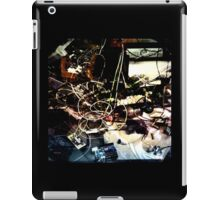 Wired Up iPad Case/Skin