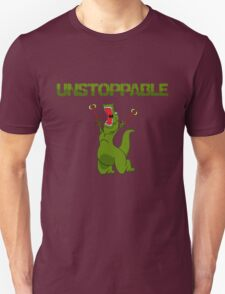 Unstopable T-rex T-Shirt