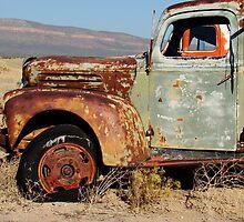 The rust got me by Eva Kato